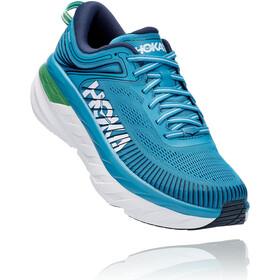 Hoka One One Bondi 7 Running Shoes Men blue moon/moonlit ocean